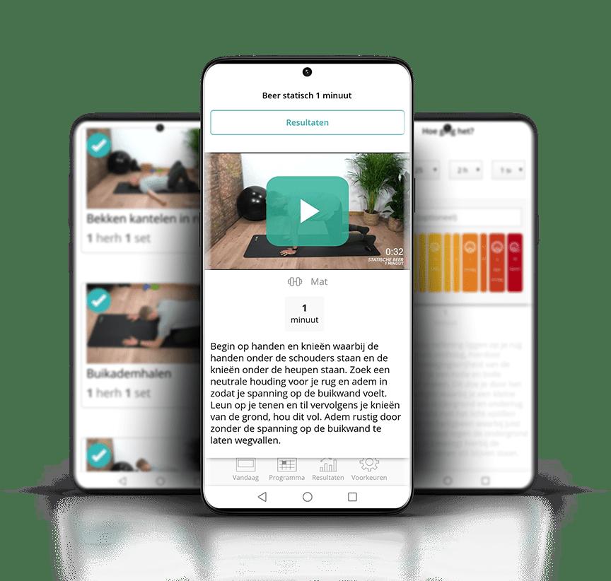 beweegzorg online - app